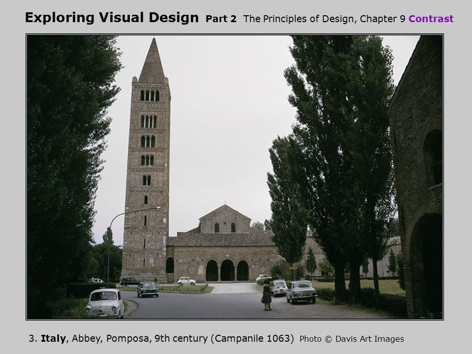 Exploring Visual Design Part 2 The Principles of Design, Chapter 9 Contrast