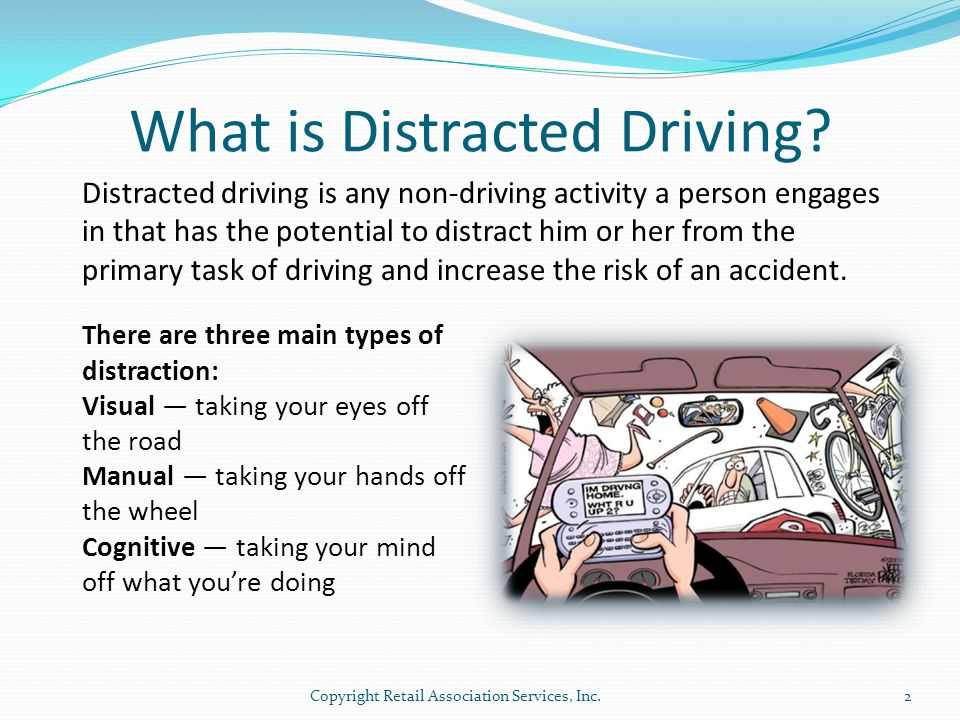 What is Distracted Driving