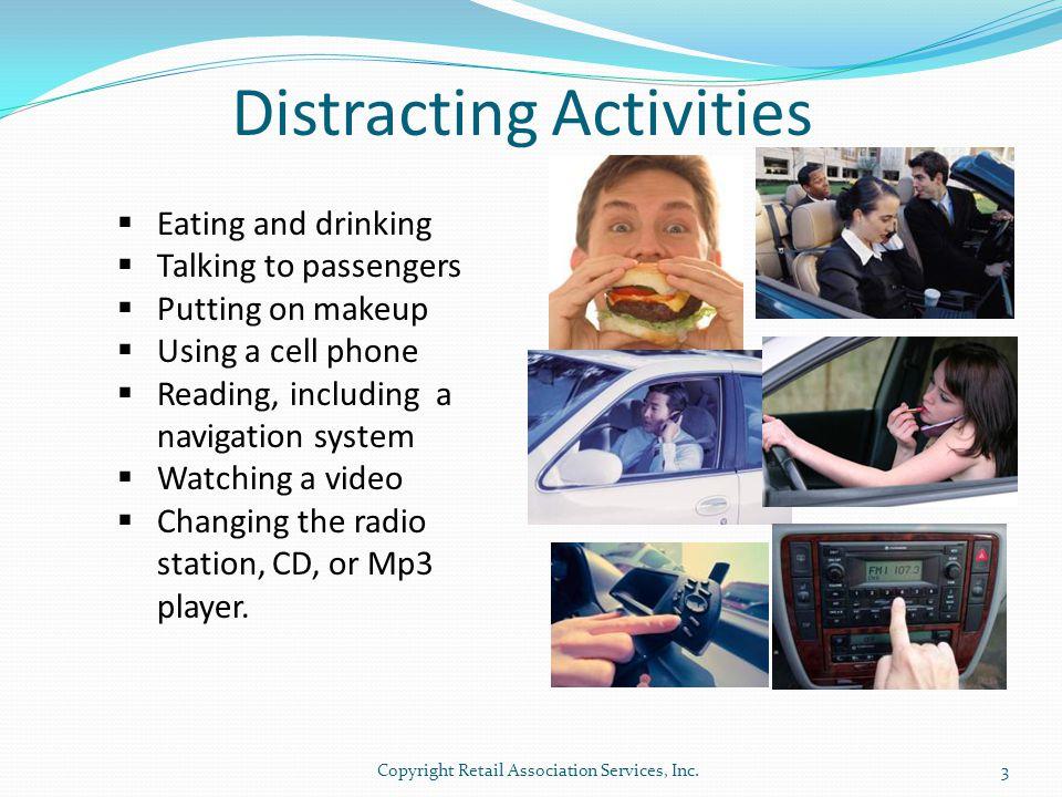 Distracting Activities