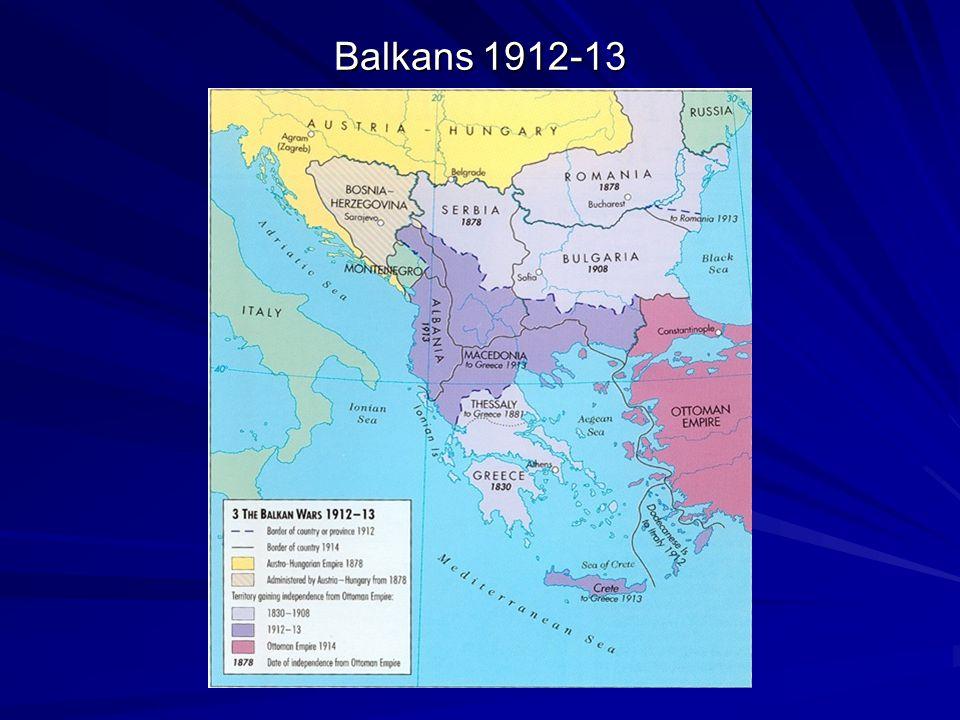 Balkans 1912-13