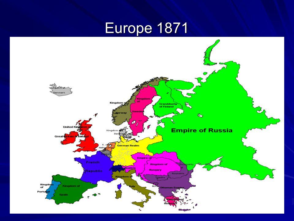Europe 1871