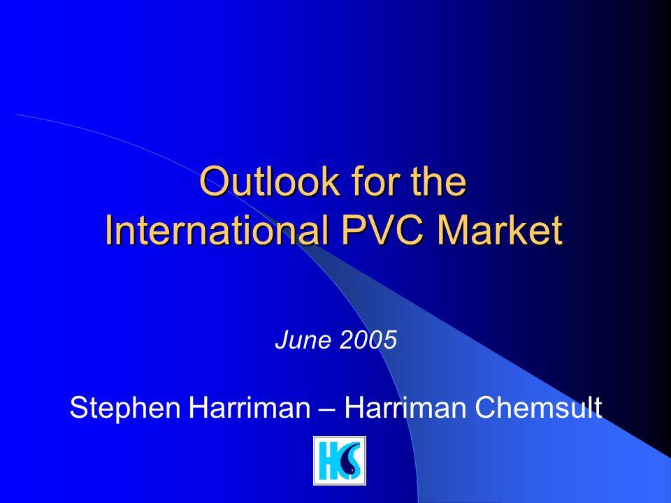 Outlook for the International PVC Market