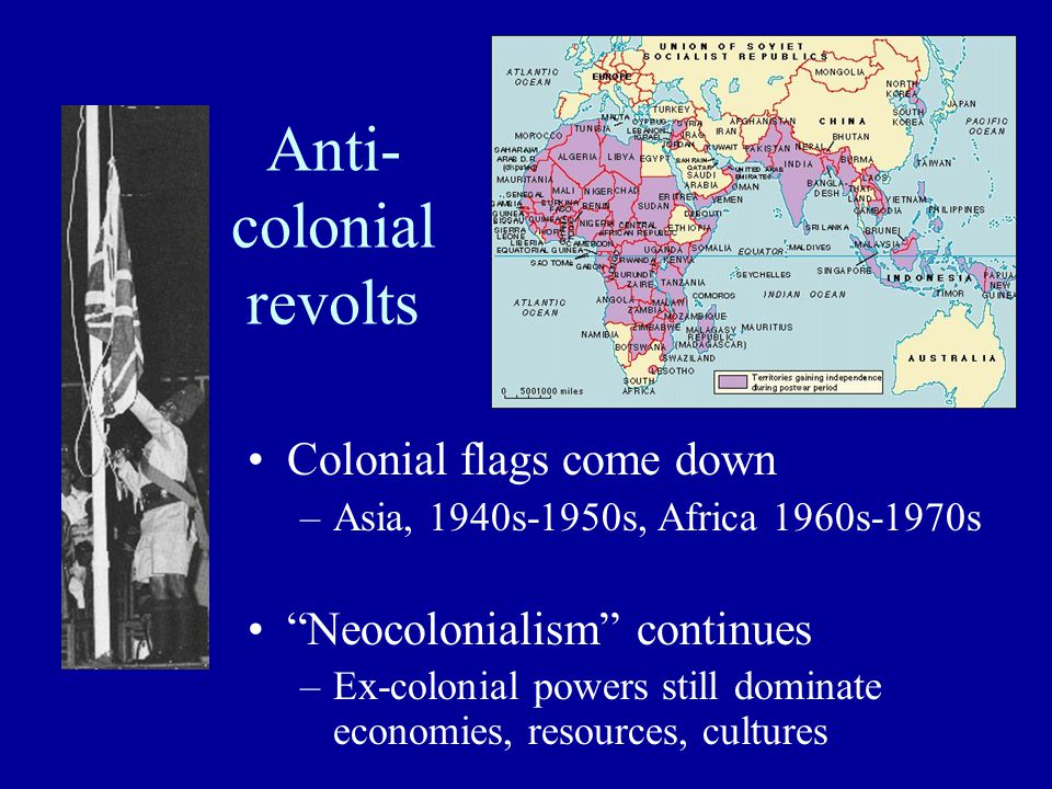 Anti-colonial revolts