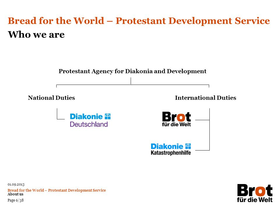 Protestant Agency for Diakonia and Development