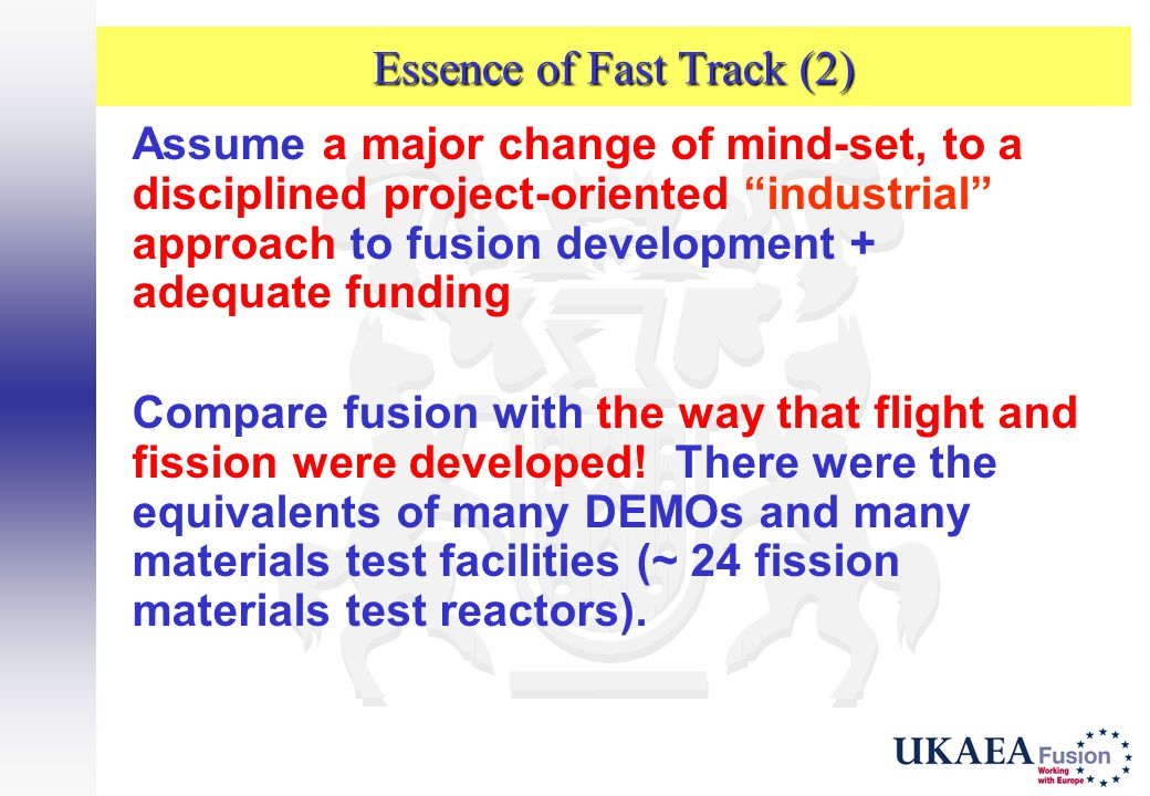 Essence of Fast Track (2)