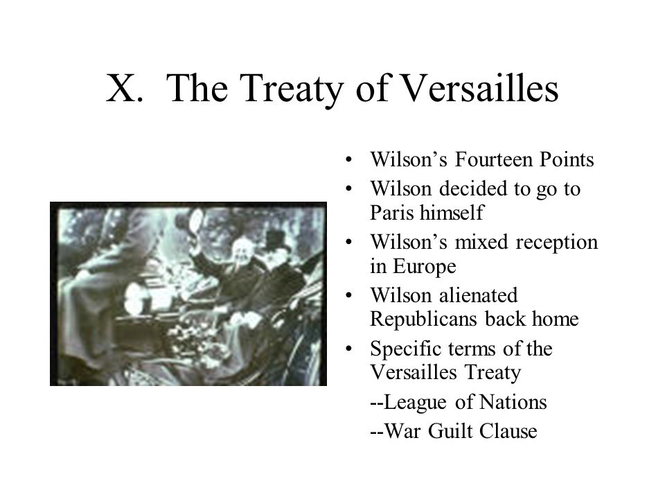 an introduction to the affect of the versailles treaty on europe Introduction was the treaty of versailles a legitimate and justified attempt by  the  or did the treaty, as the nazis and many other politicians in germany.