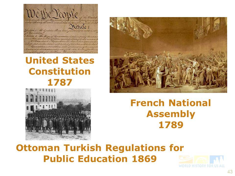 United States Constitution 1787