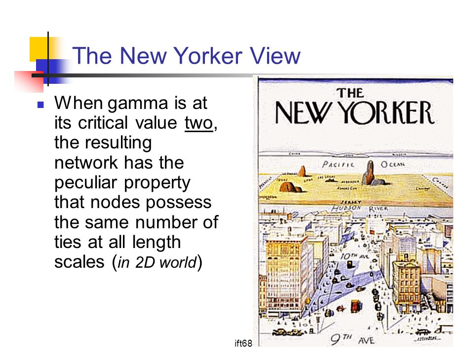 The New Yorker View