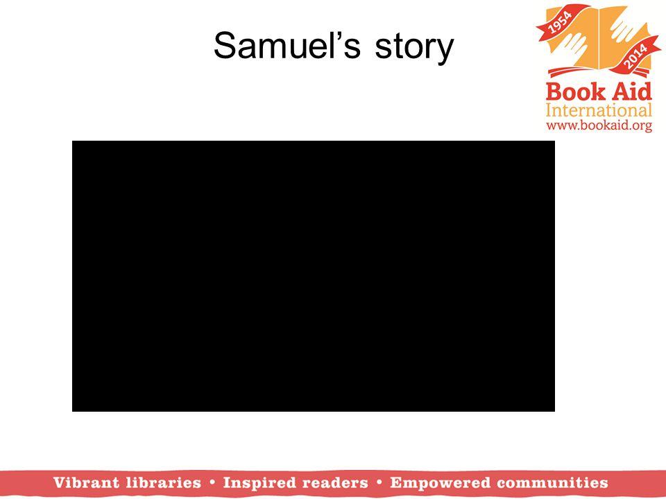 Samuel's story