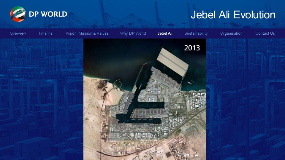 Jebel Ali Evolution Jebel Ali