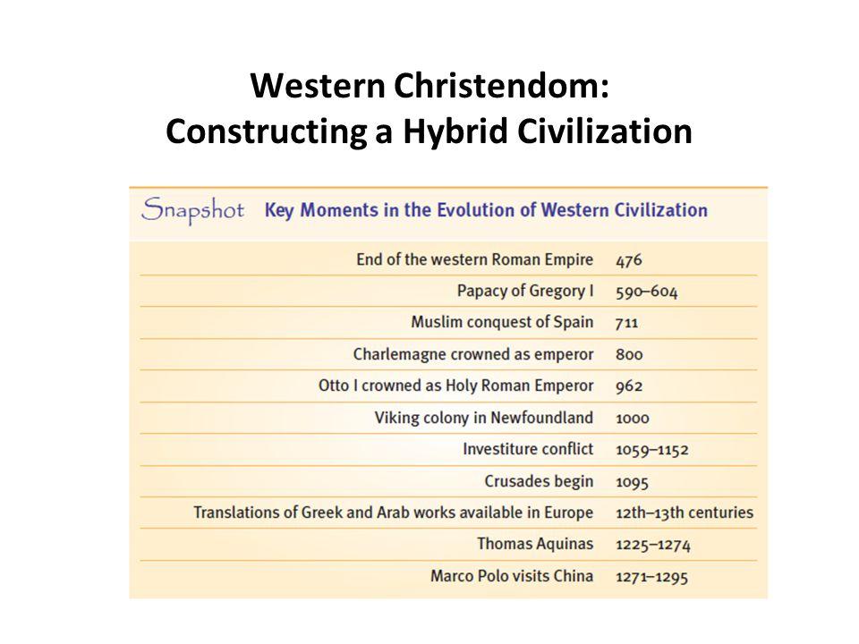Constructing a Hybrid Civilization