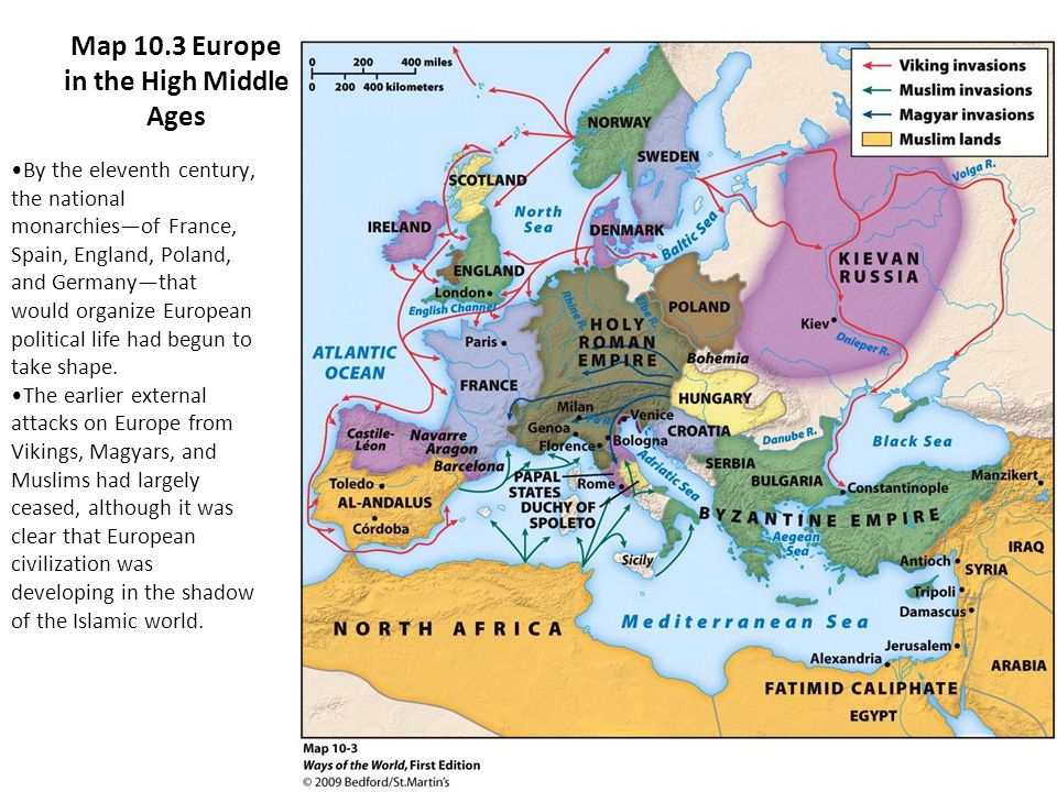 Ways Of The World A Brief Global History First Edition Ppt Download - Germany map middle ages