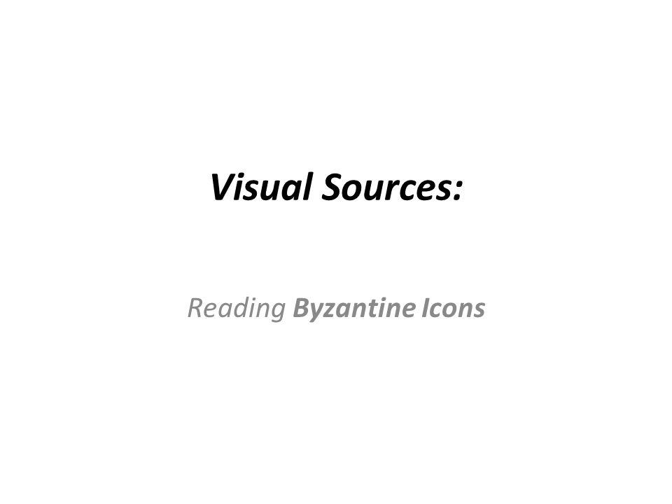 Reading Byzantine Icons