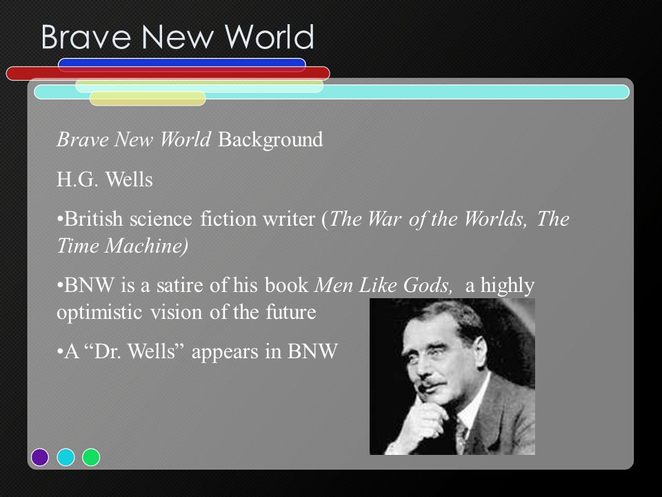 the time machine brave new world Let's show the world that girls,  and he left her a time machine    i loved being part of the brave new girls anthology.
