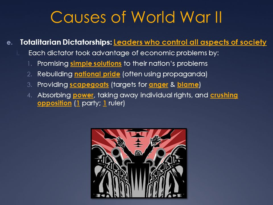 causes of dictatorship in russia The negative effects of the rise of dictatorship on world democratization  in the great cause of global democratization  [of russia] to help extreme.