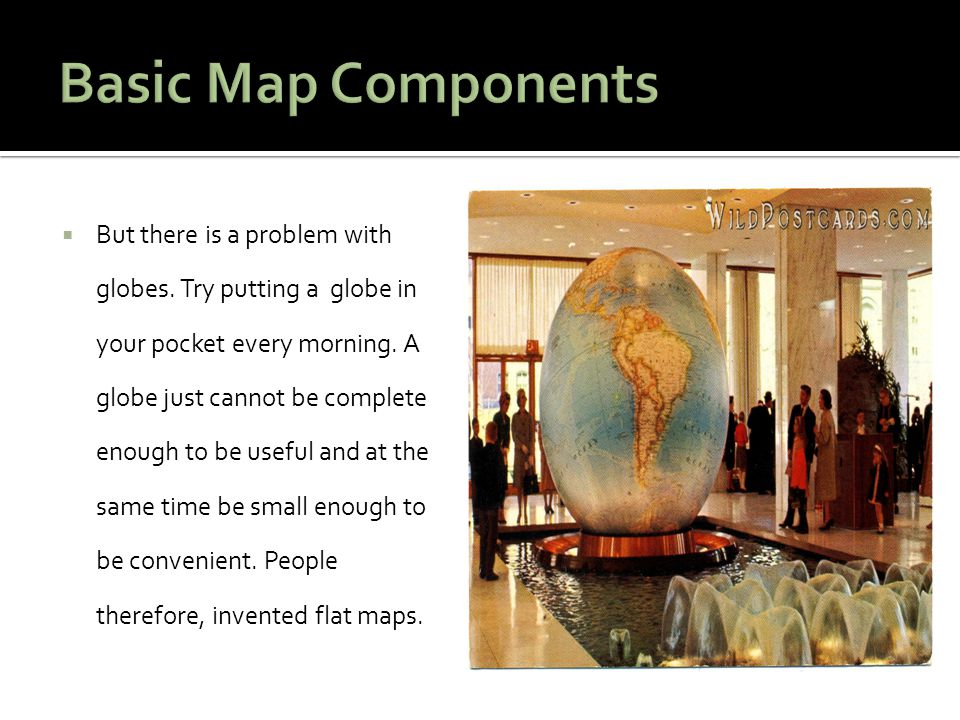 Basic Map Components