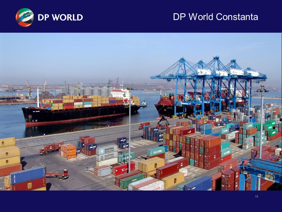 DP World Constanta