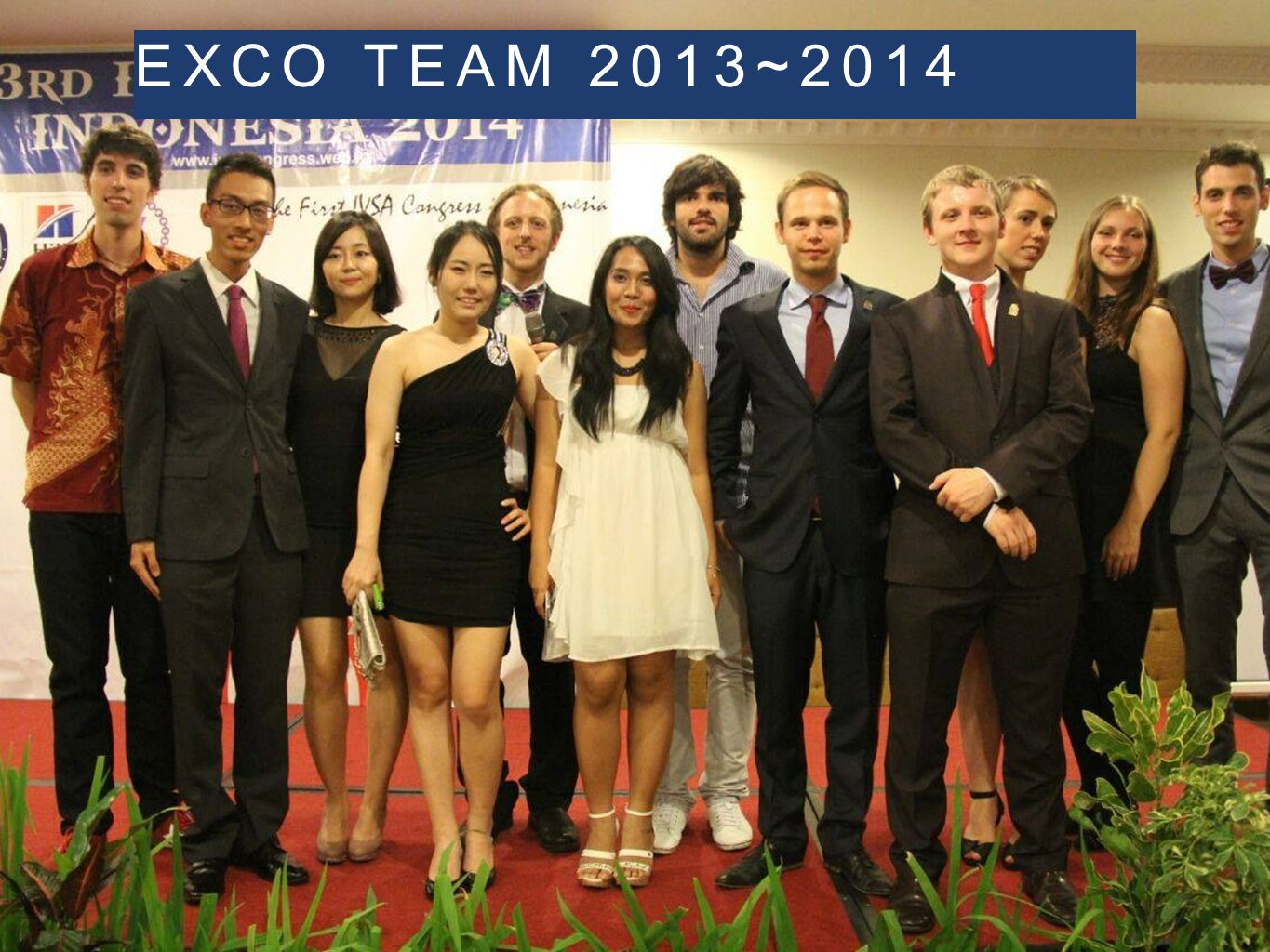Exco team 2013~2014