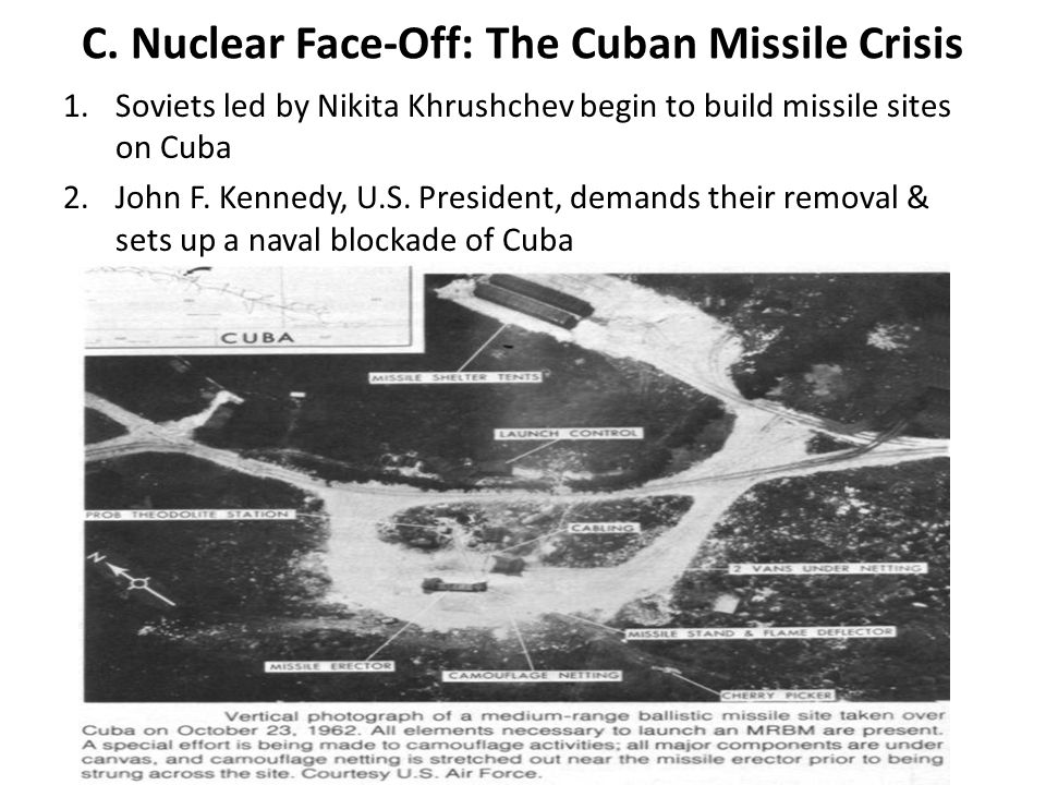 C. Nuclear Face-Off: The Cuban Missile Crisis