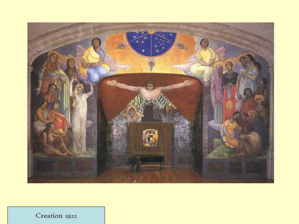 Creation 1922