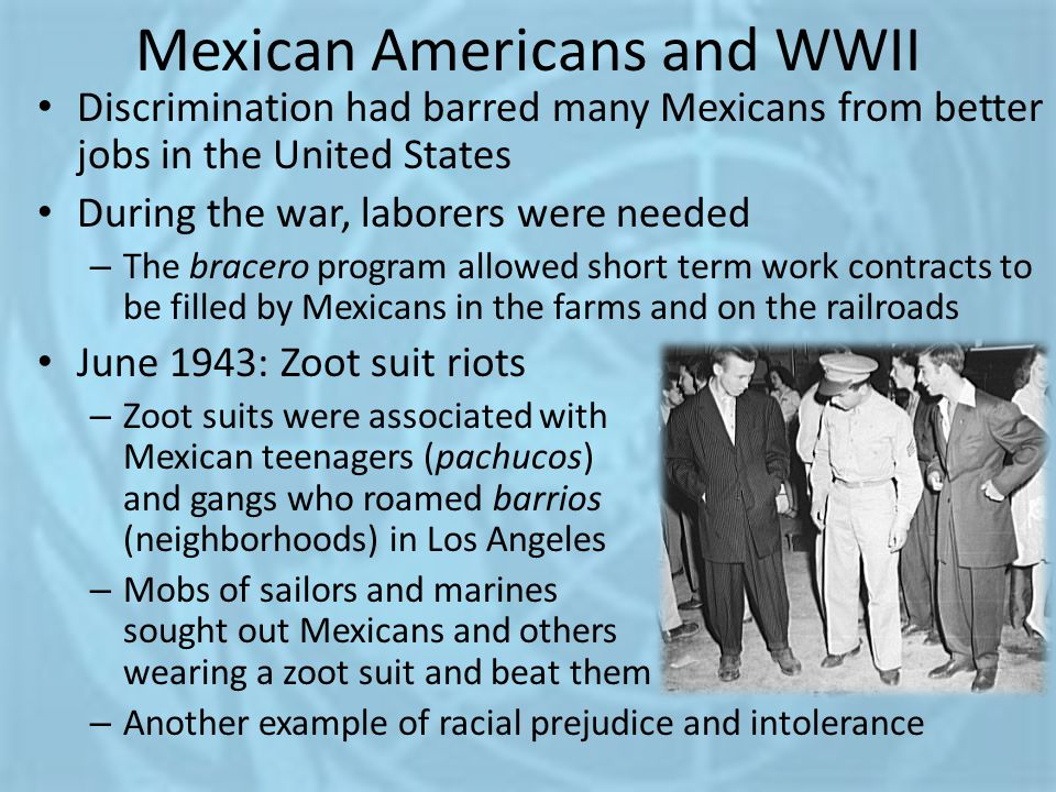Mexican Americans and WWII