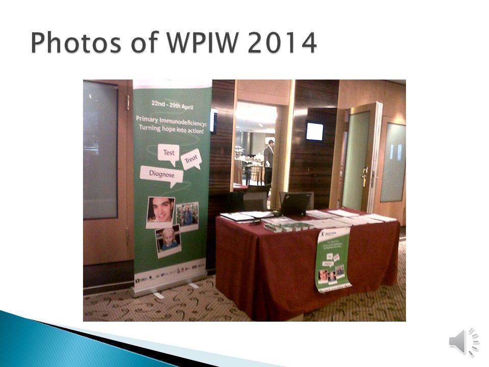 Photos of WPIW 2014