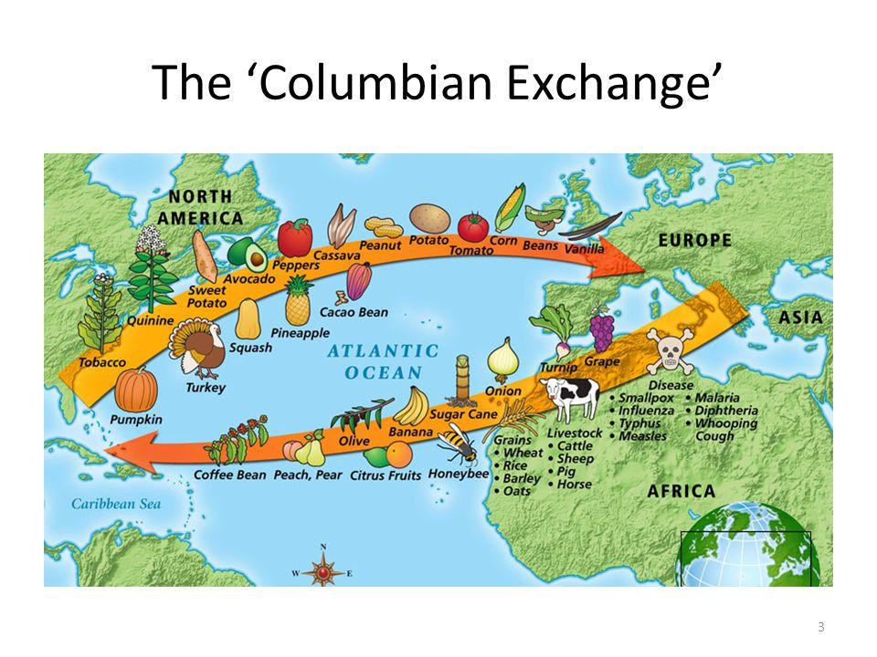 The 'Columbian Exchange'