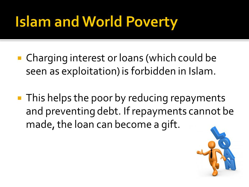 Islam and World Poverty
