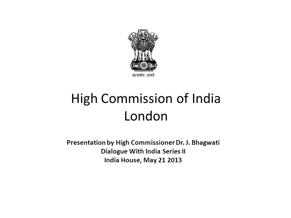 High Commission of India London
