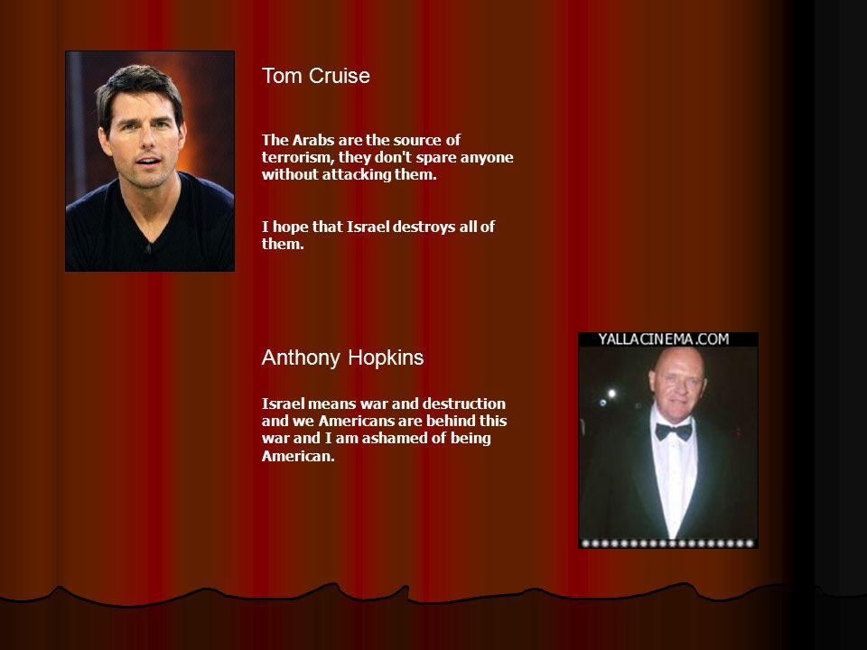 Tom Cruise Anthony Hopkins
