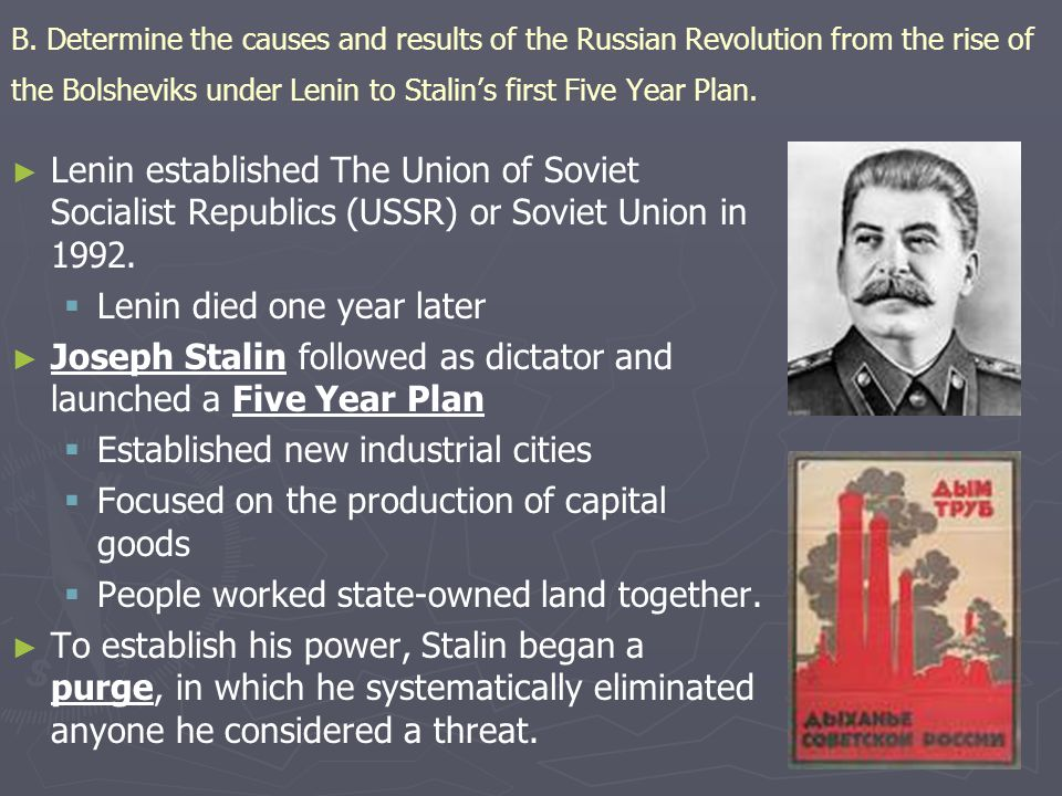 a history of stalins rapid industrialization plan in soviet union First, we regard the policy of rapid industrialisation as an  the industrialisation  of soviet russia show that at the end of the 1920s the soviet union  including  stalin personally, believed that a record harvest would occur in that year,   these substantial changes in plan were insufficient to avoid mass starvation, but.