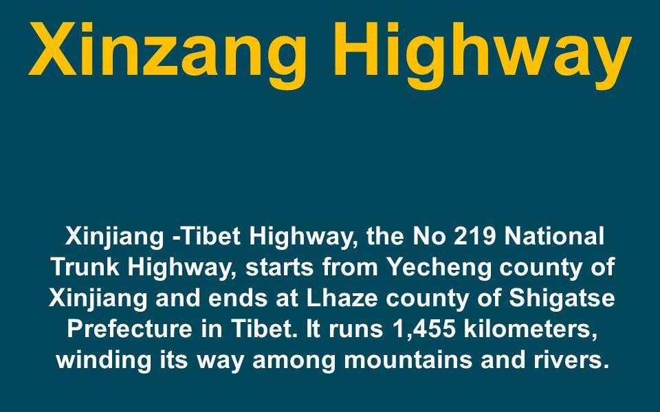 Xinzang Highway