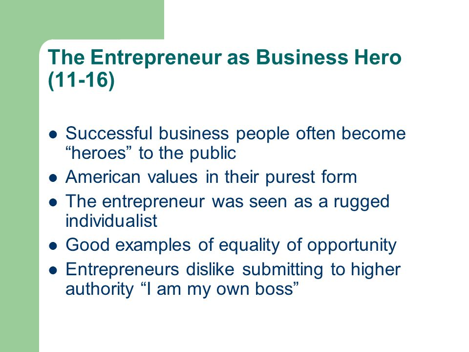 Chapter 6: The World of American Business - ppt video online download