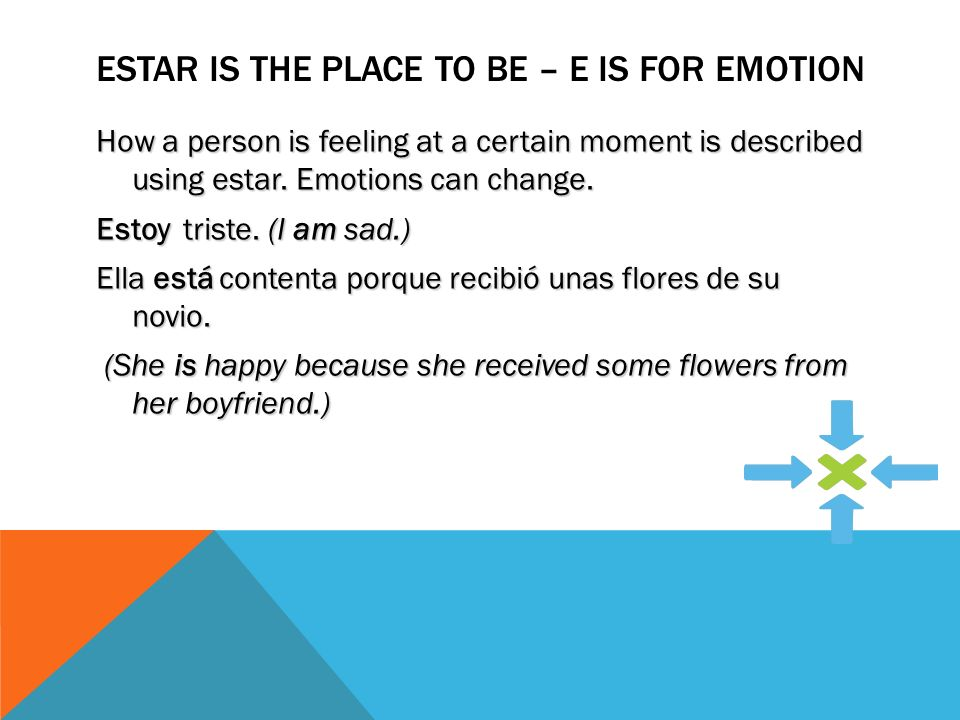 Estar is the place to be – E is for emotion