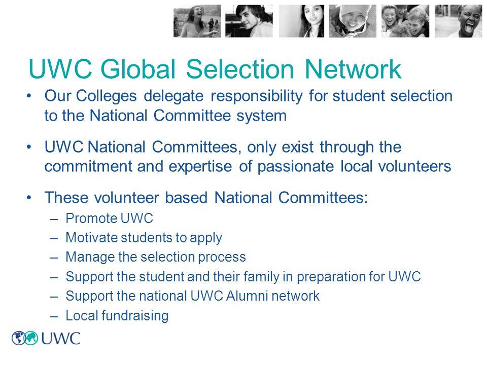 UWC Global Selection Network