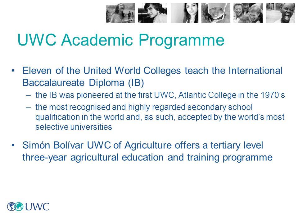 UWC Academic Programme