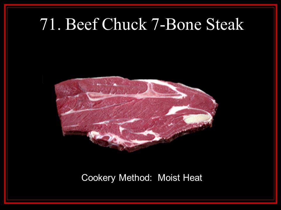 Cookery Method: Moist Heat