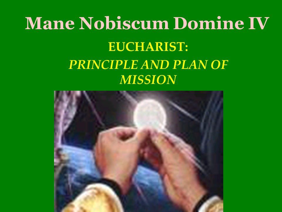 Mane Nobiscum Domine IV
