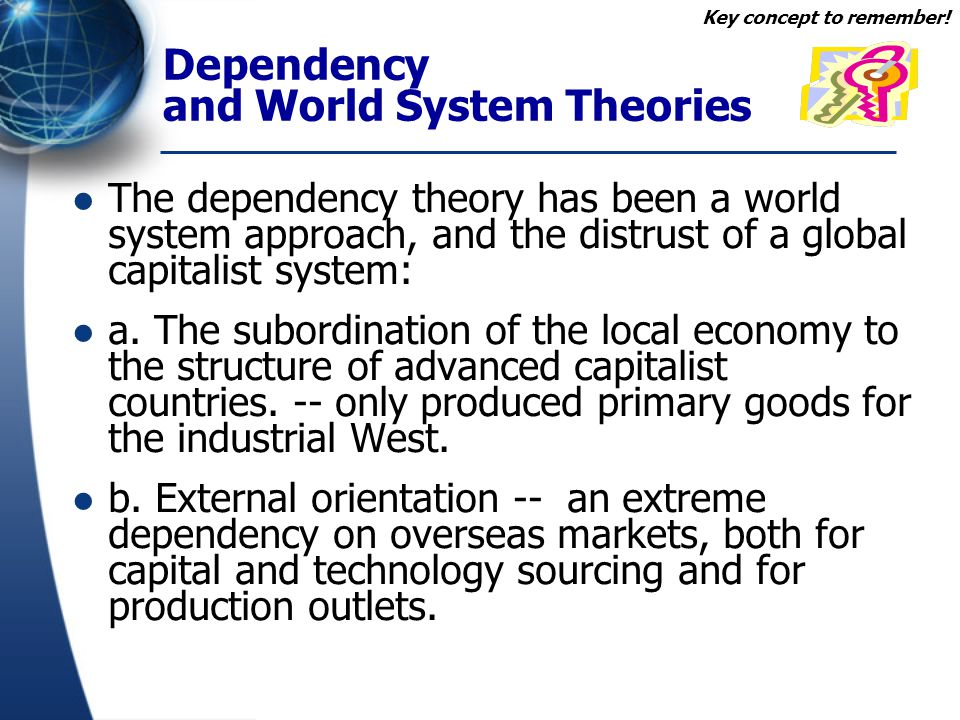Dependency and World System Theories
