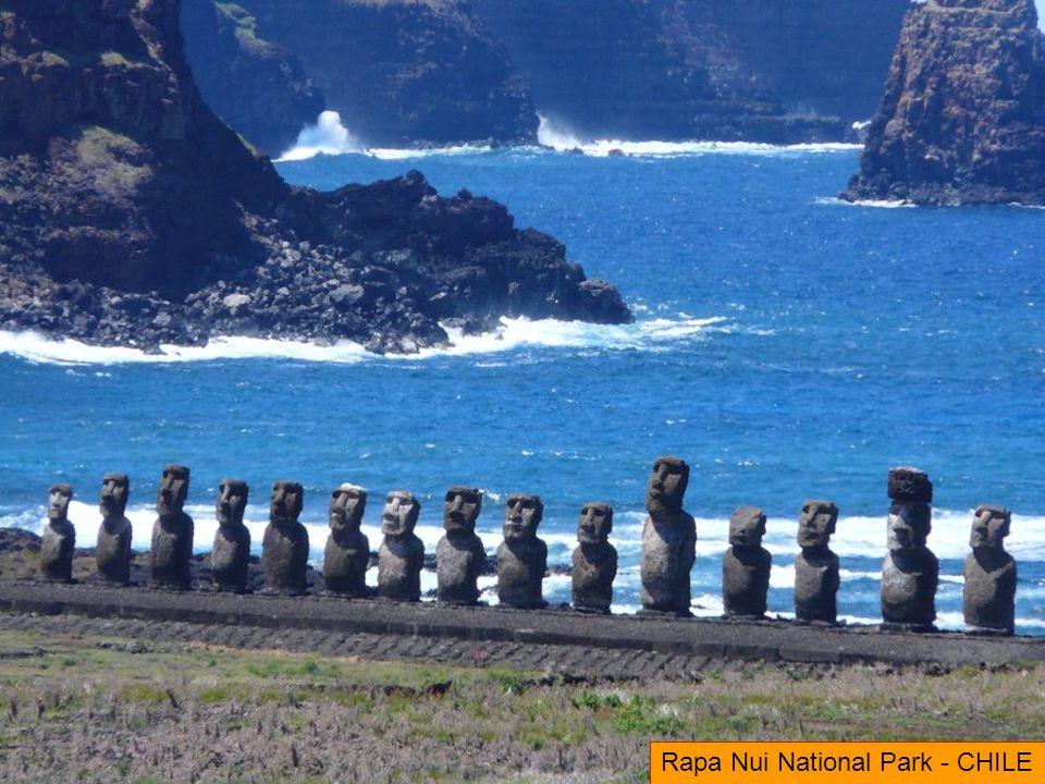 Rapa Nui National Park - CHILE