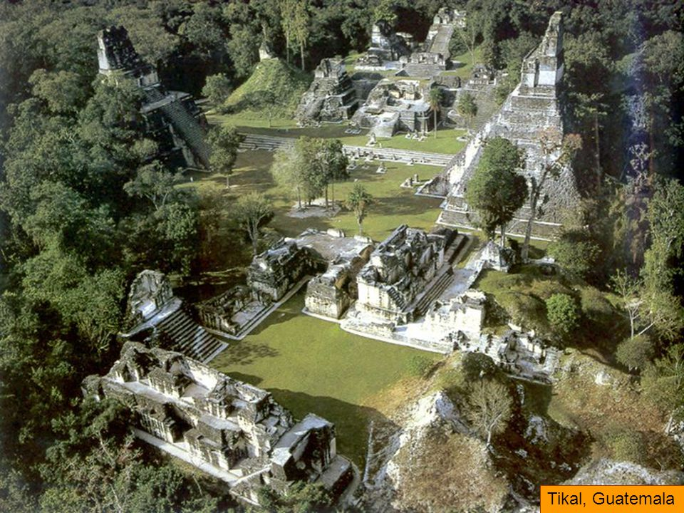Tikal, Guatemala
