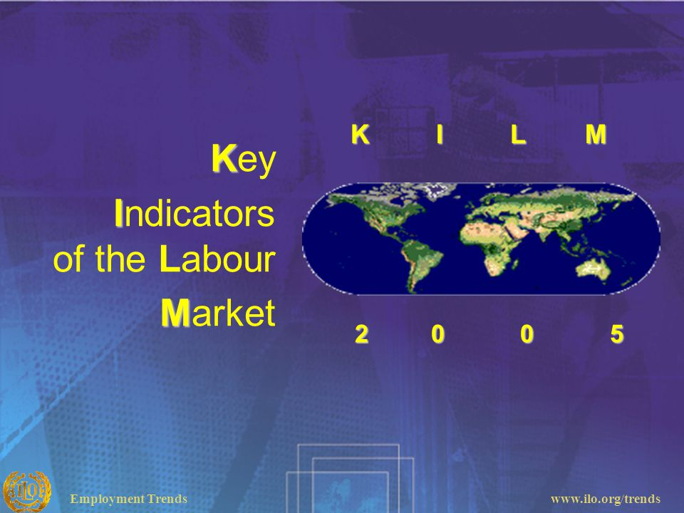 Indicators of the Labour Market
