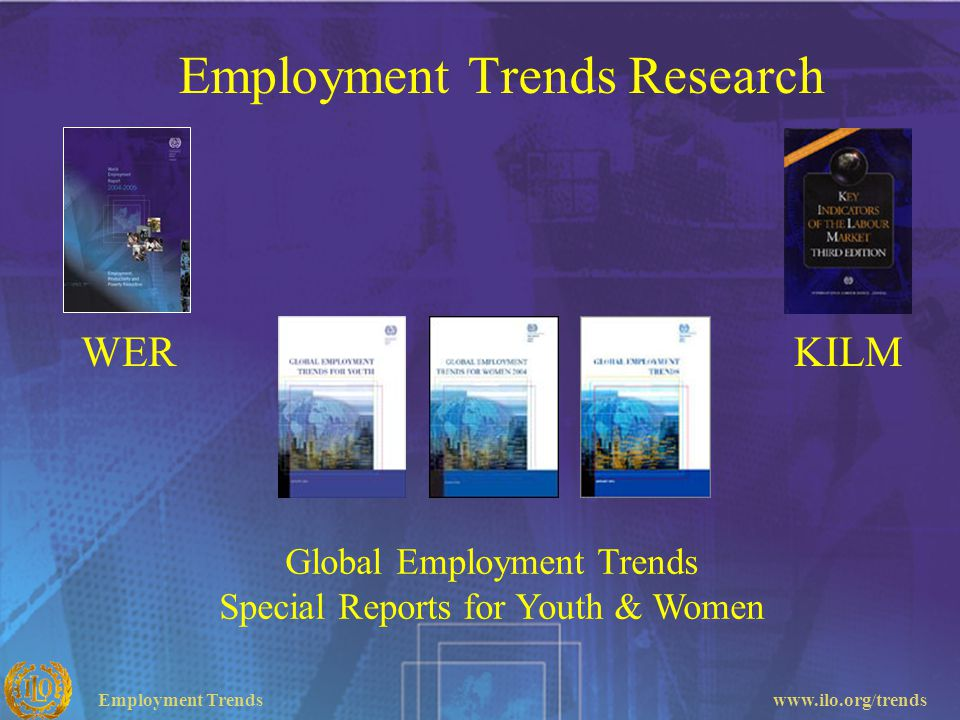 Employment Trends Research