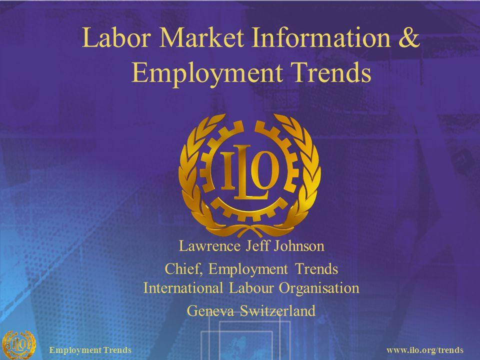Labor Market Information & Employment Trends