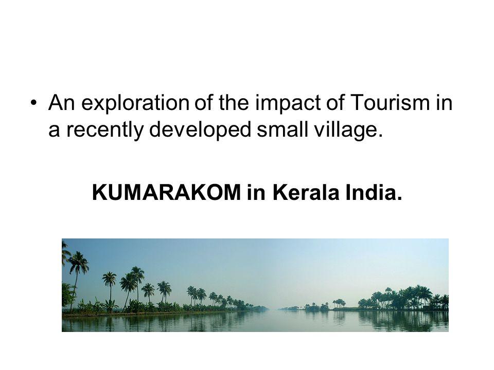 KUMARAKOM in Kerala India.