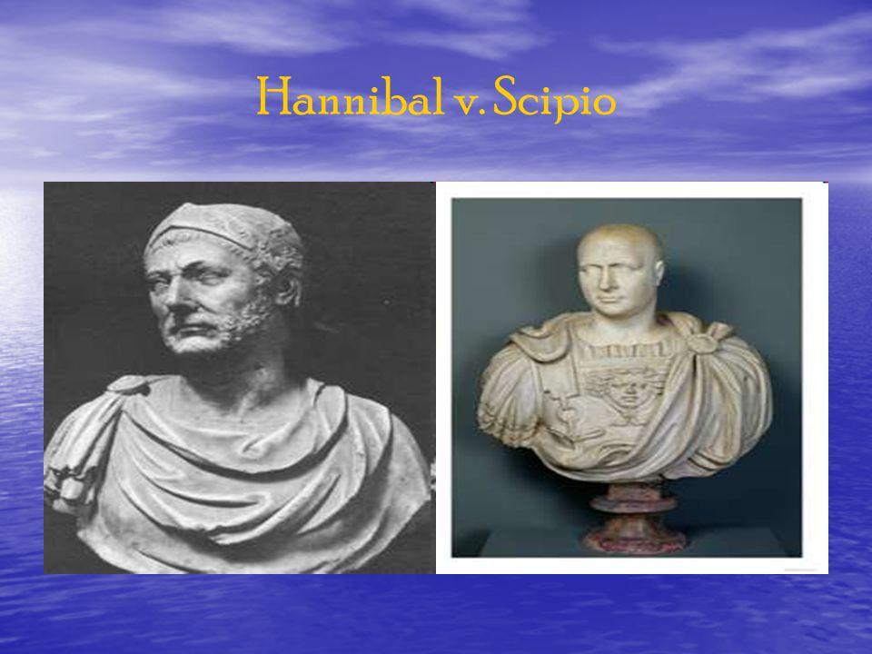 Hannibal v. Scipio
