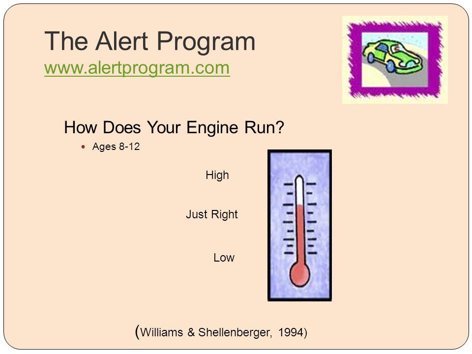 The Alert Program www.alertprogram.com