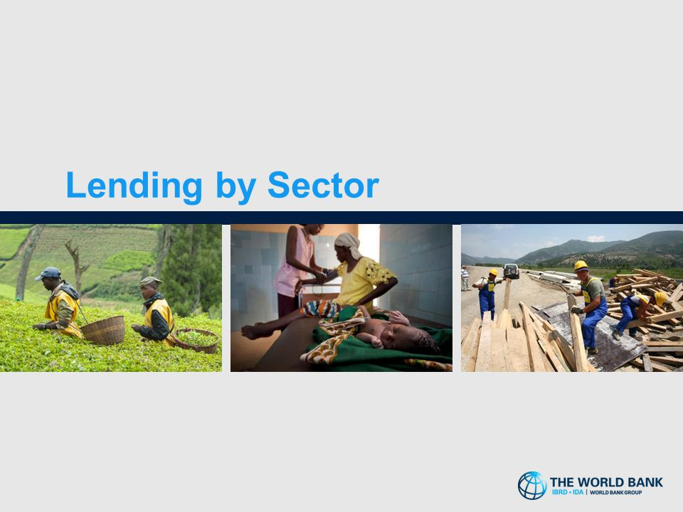 Agriculture, Fishing, and Forestry IBRD and IDA Lending by Region │ Fiscal 2014