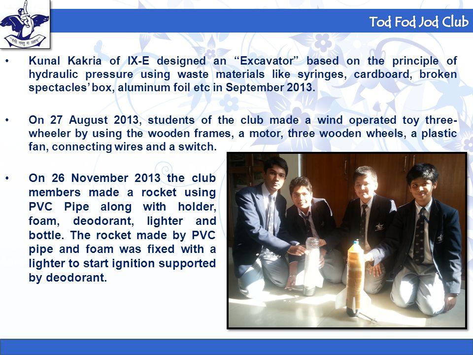 Formula 1 Club Tod Fod Jod Club