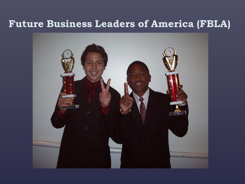 Future Business Leaders of America (FBLA)